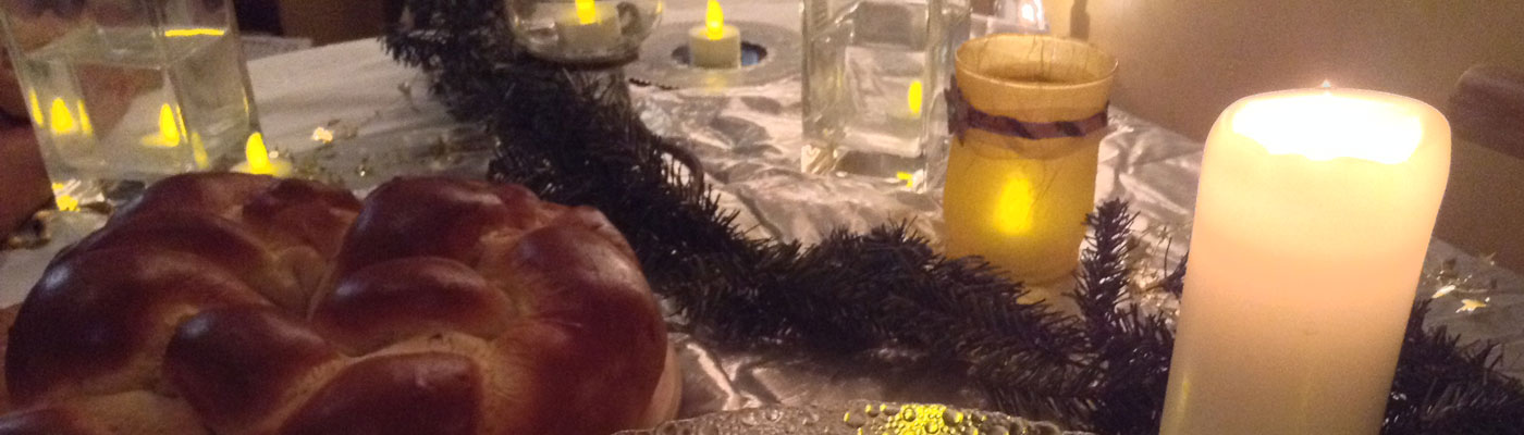 Winter-solstice-water-bread-and-light
