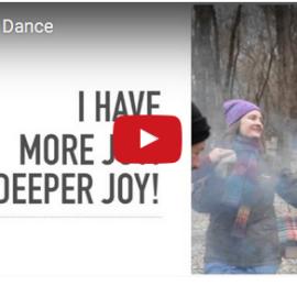 More Joy! Deeper Joy!
